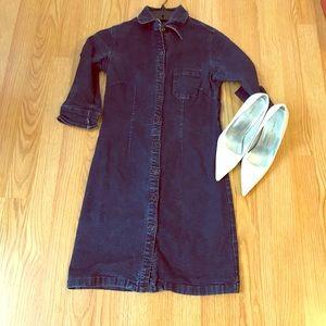 Denim dress/tunic